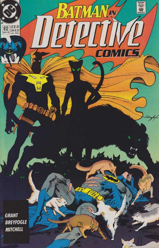 detective comics 0612