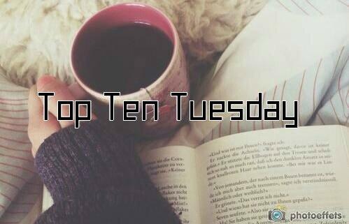 Top Ten Tuesday 1