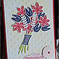 Cartes fleuris