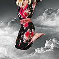 Geekopolis et défilé: le kimono dans tous ses états !