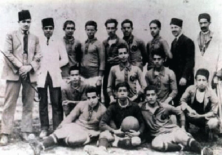 1921-Mouloudia Club Alger