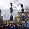 Les castellers de paris à rennes villejean le 24 mars 2019 (4)