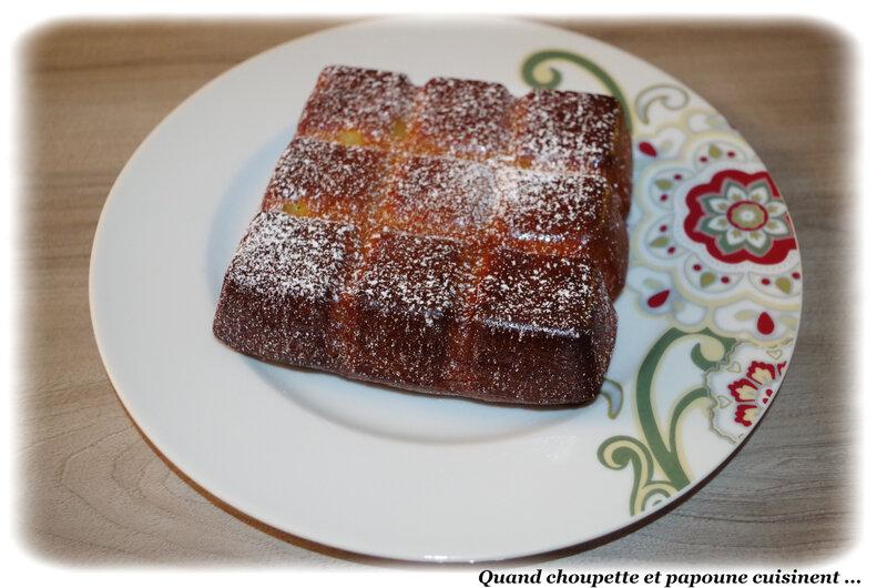 gâteau à la pommes au caramel et beurre salé-8152