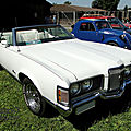 Mercury cougar xr-7 convertible 1971-1972