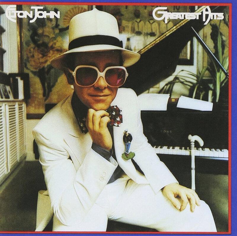Album Elton Jones