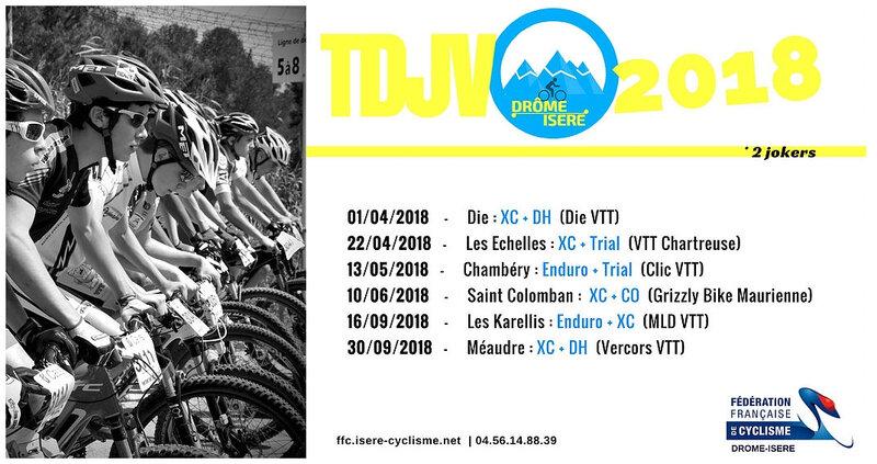 Dates TDJV ISère