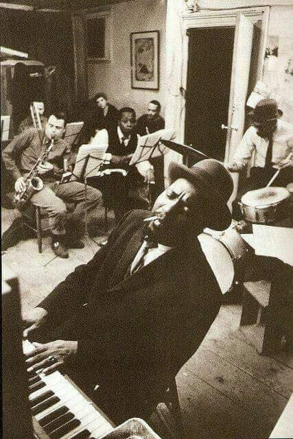 Thelonious Monk, New York, 1959