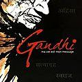 Gandhi : ma vie est mon message de jason quinn et sachin nagar(bd)