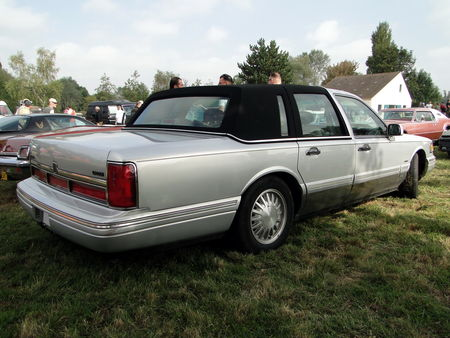 LINCOLN Town Car Landau 1995 1997 Nesles Retro Expo 2009 2
