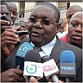 Paul eric kingué est libre, la réaction du mouvement de février 2008 au cameroun