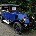 Renault nn torpedo, 1924