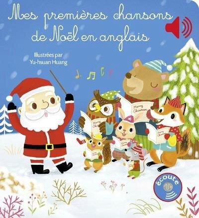 Mes-premieres-chansons-de-Noel-en-anglais Grund EzEvEl