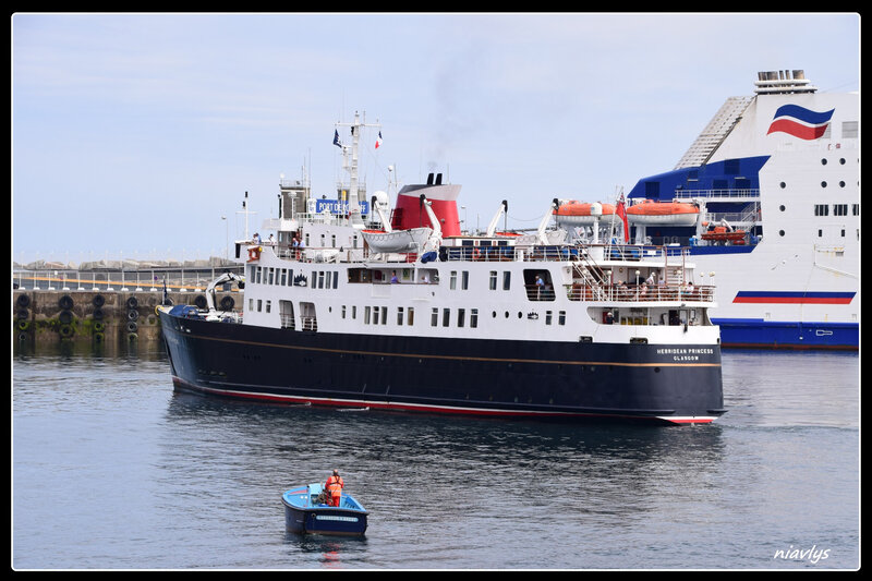 hebridean princess 7