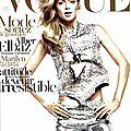 Vogue paris 23/03/2012