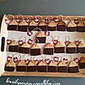 Biscuiots sachets de thé 078