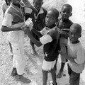 Dispute autours d'une boite de lait-Diawling-Mauritanie