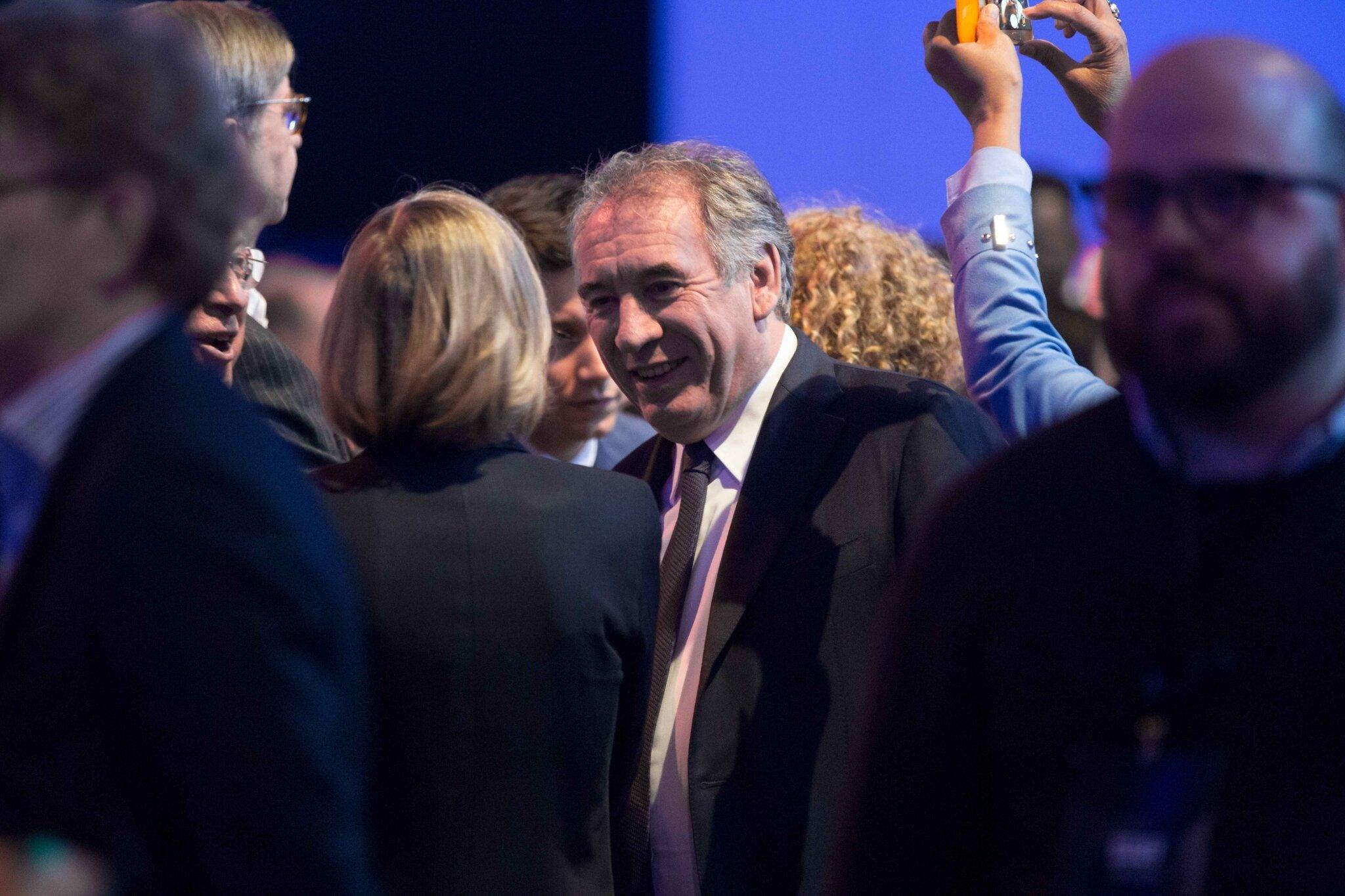 Édouard Philippe vient soutenir Nathalie Loiseau. © Michel Stoupak. Sam 30.03.2019, 15h56m06.