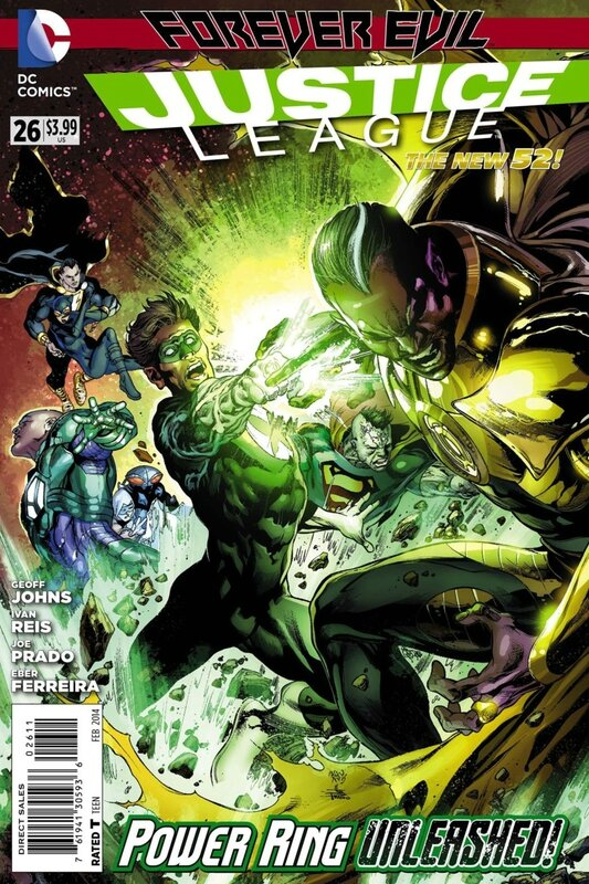 new 52 justice league 26