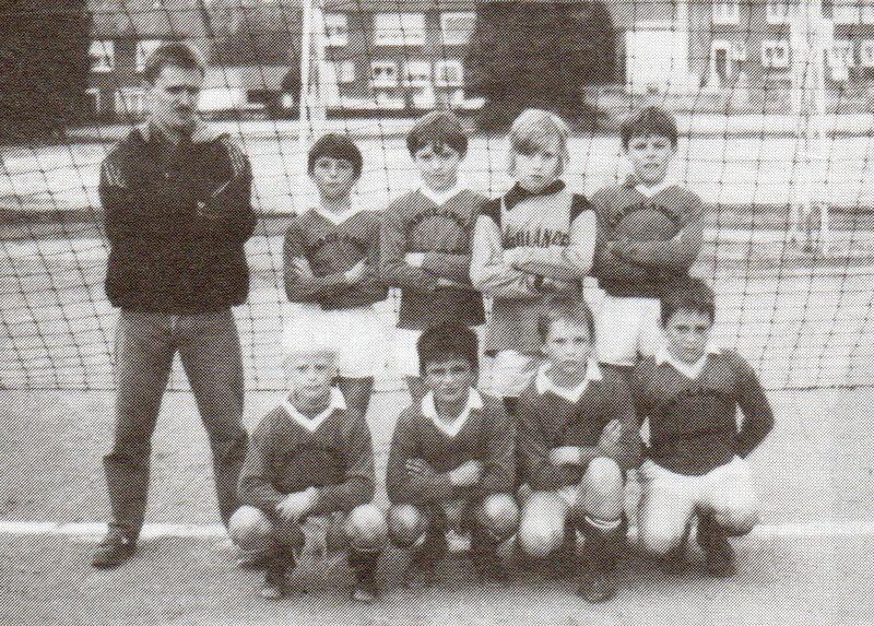 1991-1992 Poussins