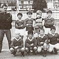 Poussins 1991-1992