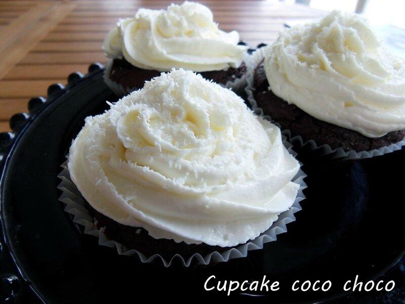 cupcake choco coco1