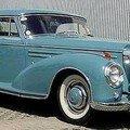 1953 - MERCEDES - 300 S Coupé W188-1