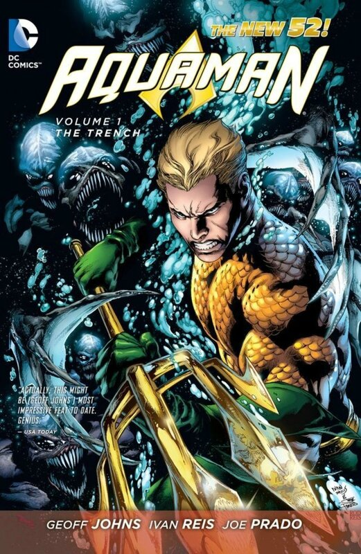 aquaman vol 1 the trench TP