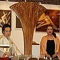 Mme TANIGUCHI - Musicienne et Mme KAMIYA - Chanteuse