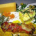 Recette facile d'andouillettes sauce beaufort / épices/moutarde