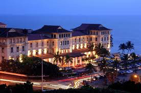 Sri Lanka Colombo Galle Face Hôtel