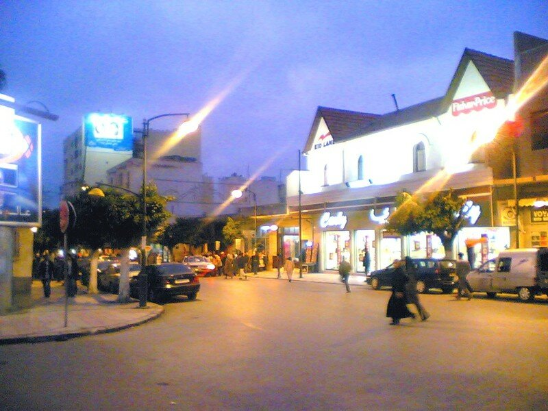 شارع محمد الخـــامـس