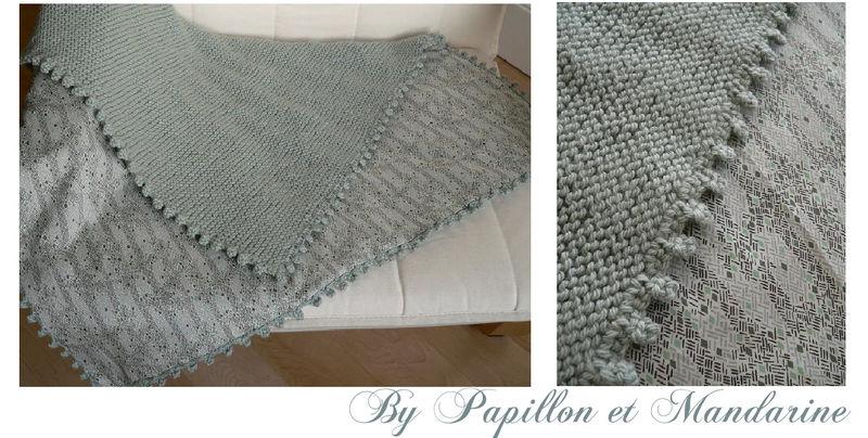 petit plaid laine
