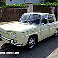 Renault 8 major (33ème bourse d'échanges de lipsheim)