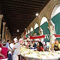 le marché aux poissons du Rialto