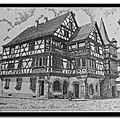 Kaysersberg - maison Brief