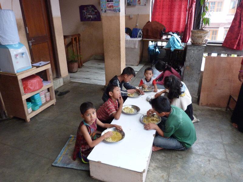 Le Dal Bat, plat traditionnel au Népal