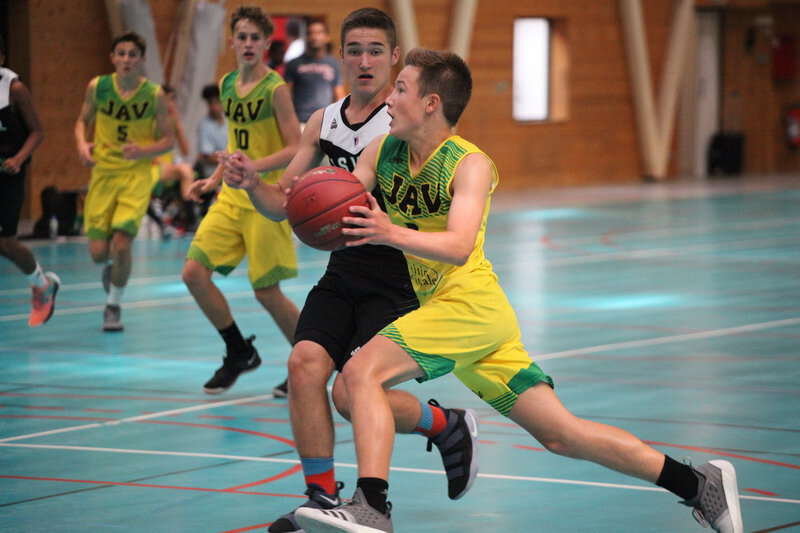 18-09-16 U15 Elite à l'ASVEL (1)