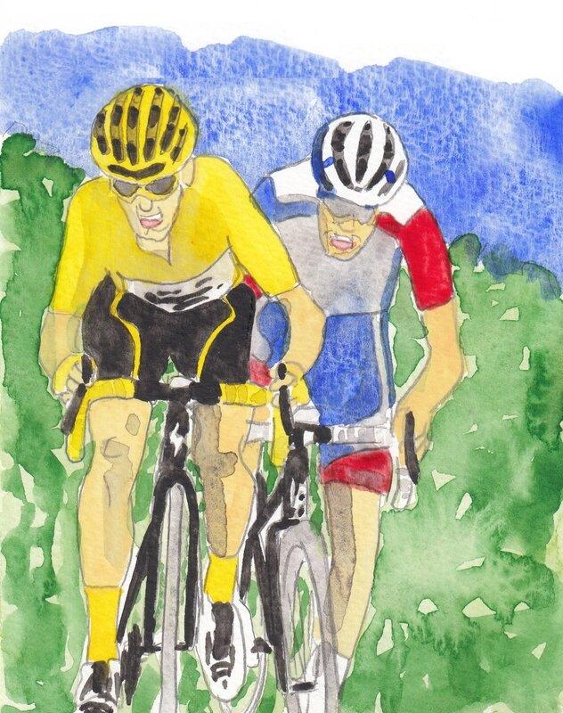 Vélo Nathan Maz