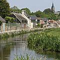 Fleuves et rivieres du cotentin, la saire.
