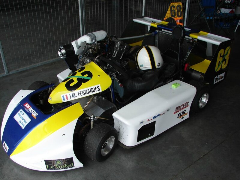 superkart f1000