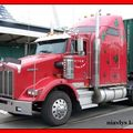 Kenworth 2 rouge