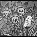 Dublin : death on the wall / dublin : mort sur le mur