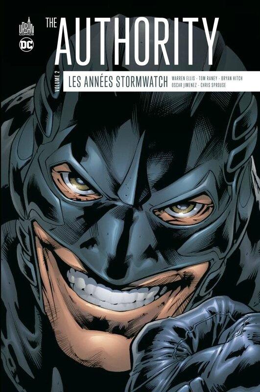 DC essentiels authority les années stormwatch 02