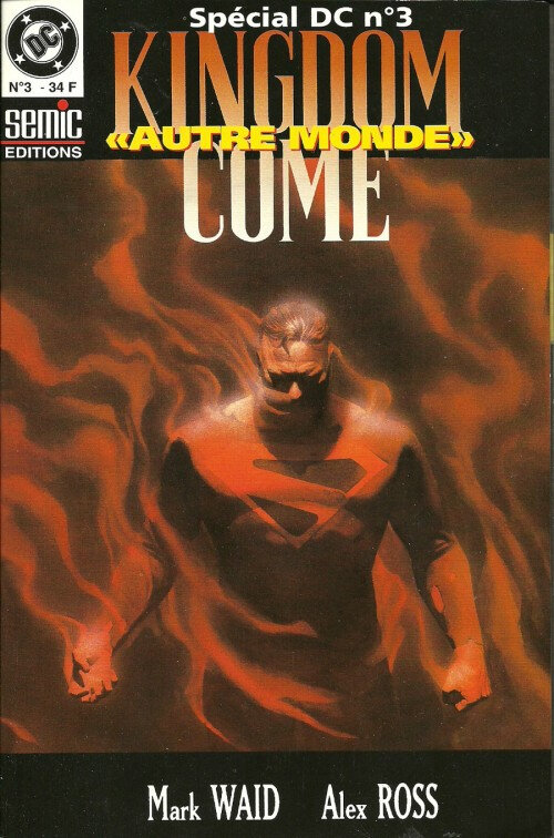 semic special DC 03 kingdom come 2