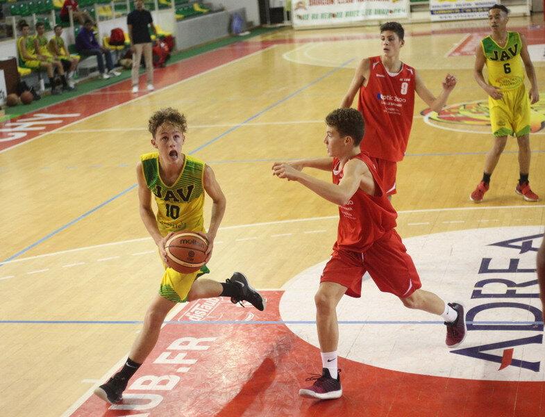 18-09-23 U15 Elite contre Lons-le-Saunier (2)