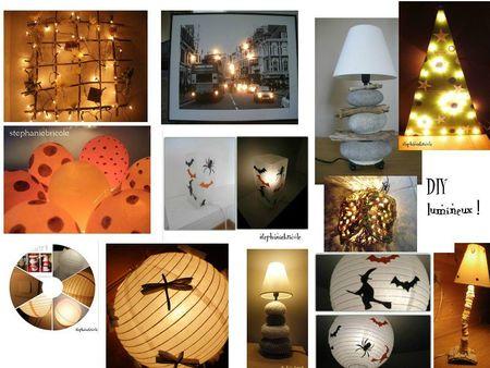 Idée Customisation idée déco récup : customiser une lampe avec des pailles