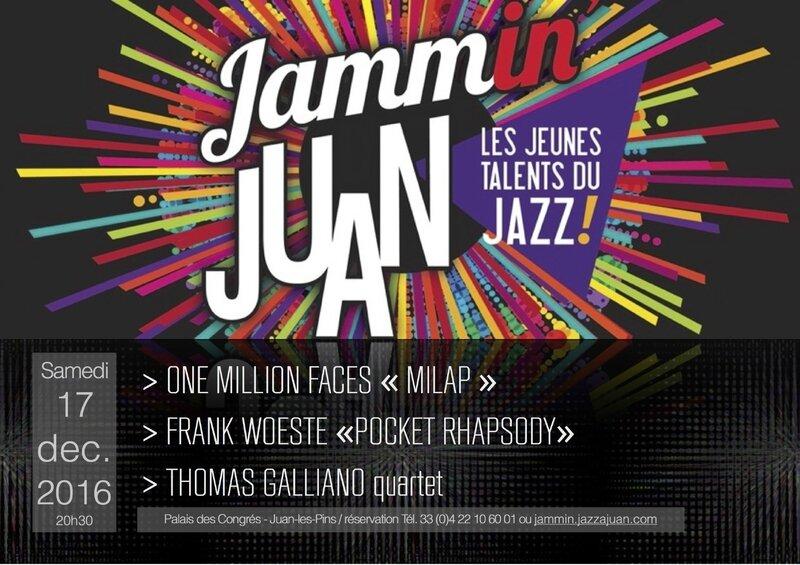 Flyer Jammin Juan