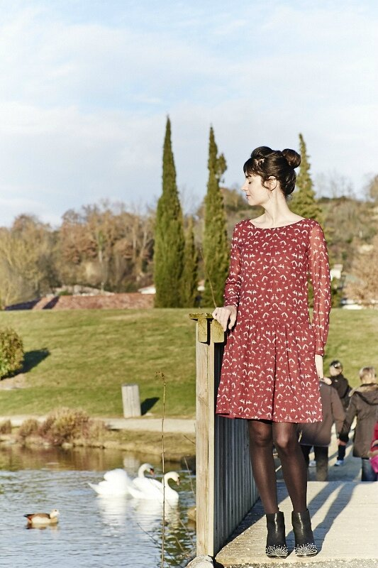 Robe Venise Romanne Couture