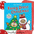 Fancy dress christmas, ce1 - ce2