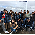 Cultural exchange with dutch students : round 1 in béziers, from april 9th to 13th 2018